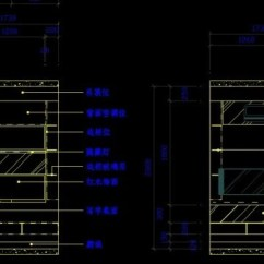 Kitchen Designer Software Tile Countertop 电视背景墙立面图(图片编号:10621535)_cad图纸_我图网