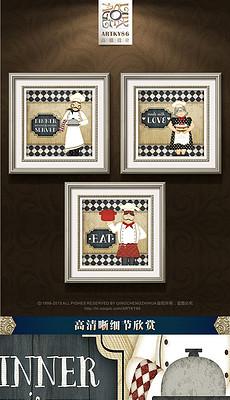 kitchen chef decor hickory island 厨房厨师图片素材 厨房厨师图片素材下载 厨房厨师背景素材 厨房厨师模板 厨师面包师装饰画厨房装饰画