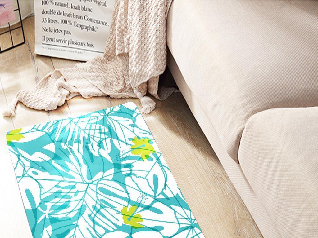 blue kitchen rugs scrubbers 现代客厅地毯几何蓝色瑜伽垫厨房长条床边地毯图片设计素材 高清模板下载 现代客厅地毯几何蓝色瑜伽垫厨房长条床边地毯