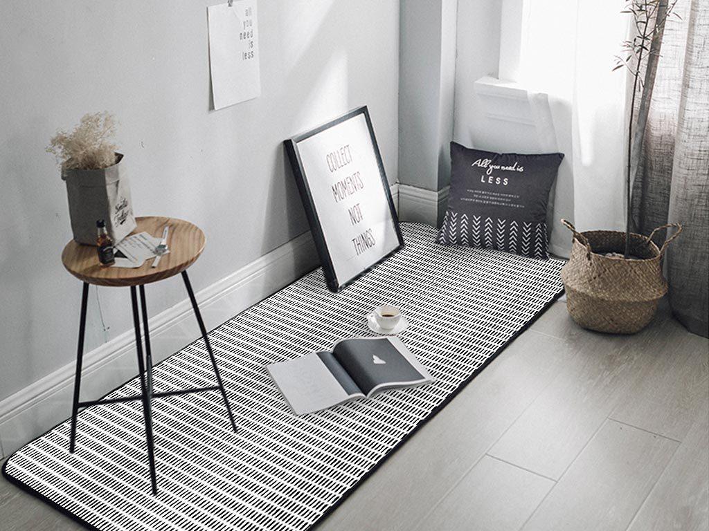 grey kitchen rugs pull out trash can 北欧时尚灰色几何厨房长方形地垫地毯图片设计素材 高清模板下载 2 10mb 北欧时尚灰色几何厨房长方形地垫地毯