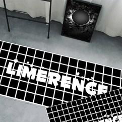 Kitchen Mat Sets Canister 原创现代简约黑白格子厨房垫两件套设计图图片素材 高清模板下载 0 26mb 原创现代简约黑白格子厨房垫两件套设计图