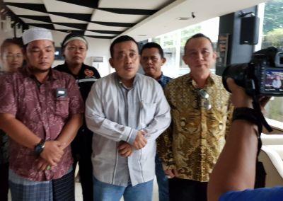 Jaga Persatuan dan Kesatuan Bangsa, Barisan Pelopor Indonesia Kerukunan Lintas Agama Dideklarasikan
