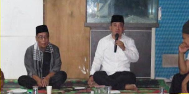 TB Rahmad Sukendar Masyarakat Pemilih Harus Berani Tolak Politik Mahar Untuk Melahirkan Pemimpin yang Bersih dan Berintegritas.