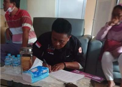 BPI KPNPA RI. Laporkan Oknum Penyidik Satreskrim Polsek Cikarang Selatan ke Paminal Polri & Polda Metro Jaya