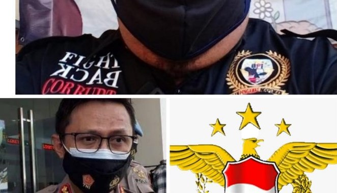 BPI KPNPA RI Sanan Bodong Sebut Kombes Pol Hendra Gunawan , Pantas Jadi PJ Bupati Bekasi.