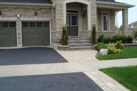 Front Entrances Landscaping and Walkways