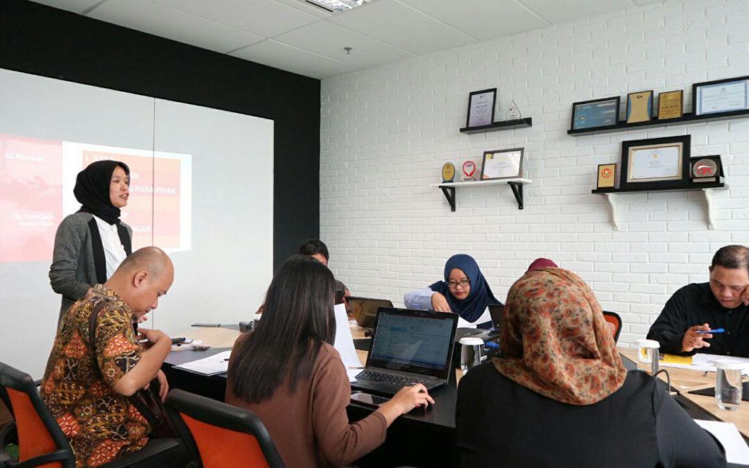 Workshop Cara Mudah Menyusun Kontrak