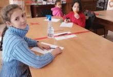 Photo of توافد الاطفال للمشاركة في النشاطات المقترحة