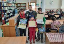 Photo of تكريمات ورشات مكتبة المطالعة العمومية صيد سالم