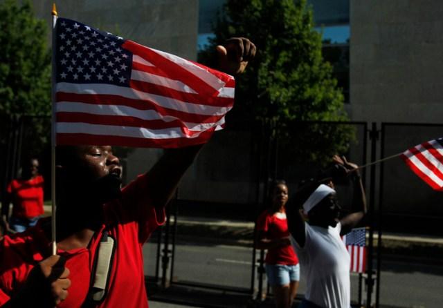 Patriotism on Display
