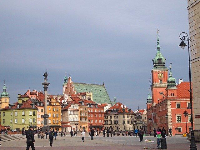wycieczka po Warszawie zwiedzanie Starówki