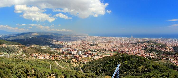 Hiszpania - wycieczka szkolna. Zwiedzanie Barcelony i okolic.