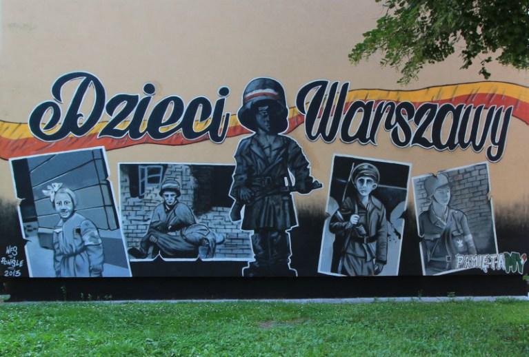 Wycieczka po Warszawie śladami Kamieni na szaniec