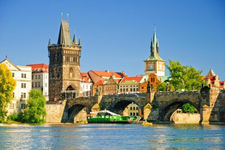 Wycieczka szkolna do Czech i Pragi