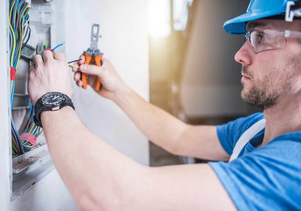 medium resolution of sparks flying when to call an electrician