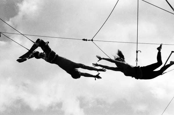 Christian Trapeze Artists Bp' Fuel Thought