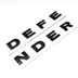 Land Rover Defender 90 110 Factory Genuine OEM Accessories