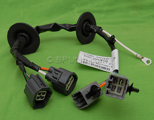 Land Rover Lr3 Wiring Harness