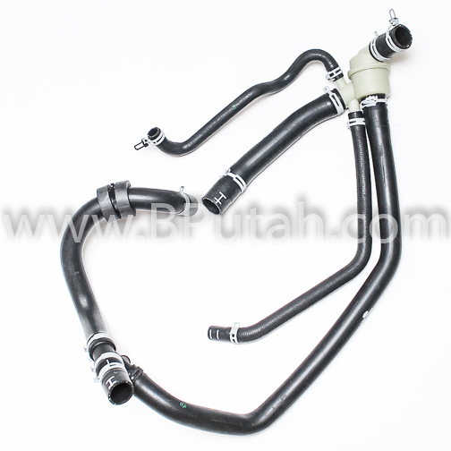 Service manual [2008 Land Rover Lr3 Lower Radiator Hose