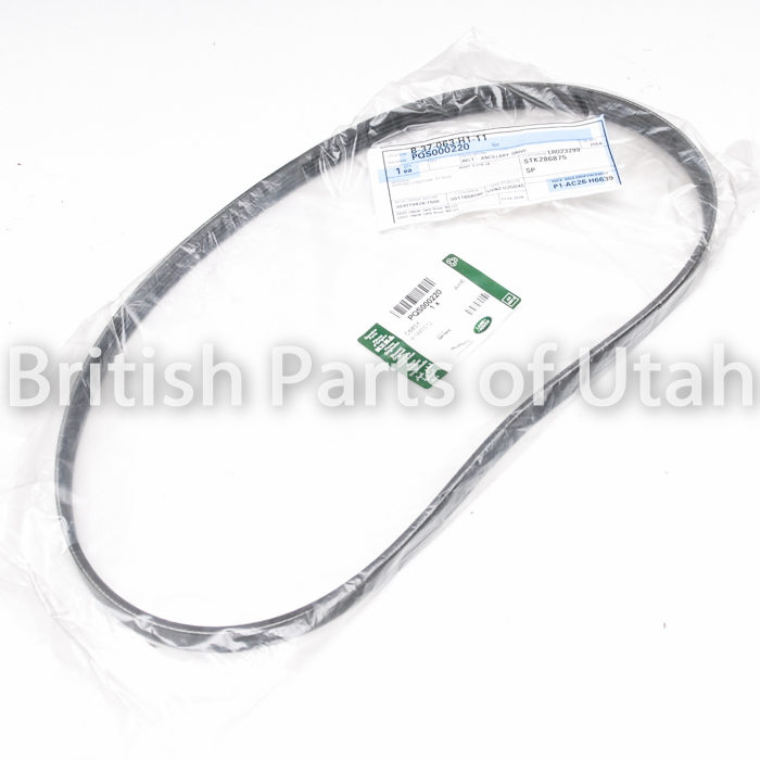 Range Rover Genuine OEM Factory Serpentine Belt PQR500320