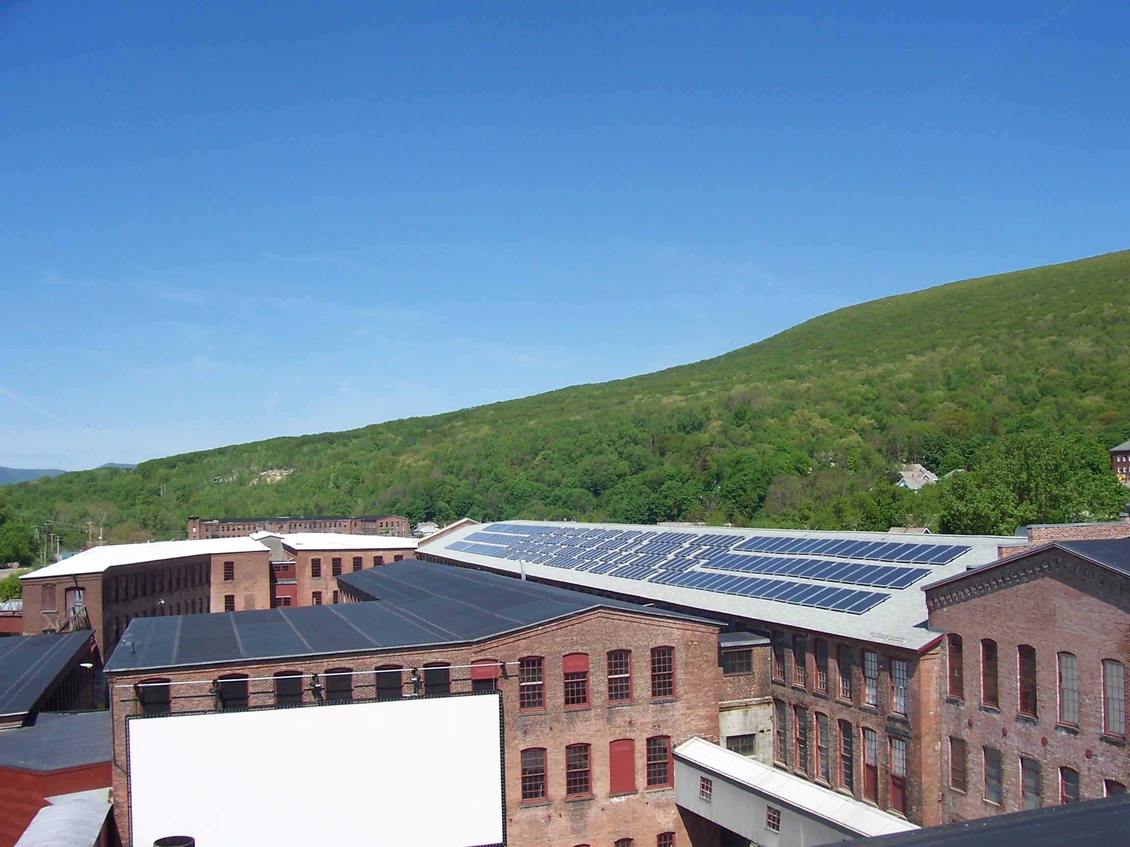 Projects Berkshire Photovoltaic Services