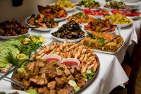 Your food budget for the wedding reception | BPW Presents ...