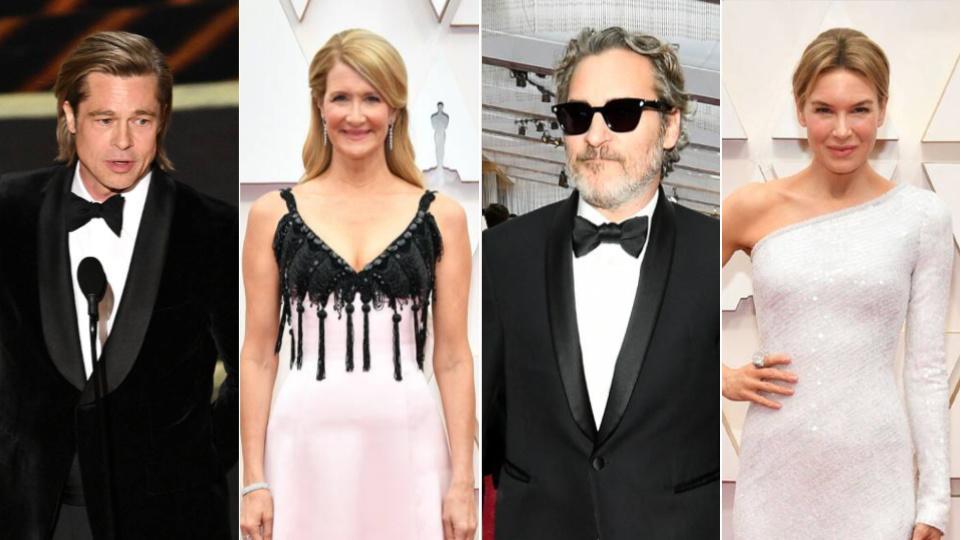 2020 Oscar Winners Are Here! Parasite. Joaquin Phoenix. Brad Pitt. Renée Zellweger. And Laura Dern. But Did The Woke Academy Approve? - Business ...