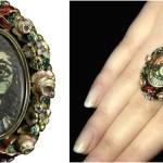 ピカソが恋人に贈った指輪