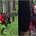 【仰天実話】4歳児が猛獣の出る森で行方不明…5日目に奇跡が
