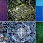 空撮写真を競うドローンスタグラム2017!世界の絶景に胸キュン