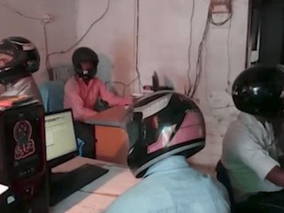 世界一最悪なオフィス