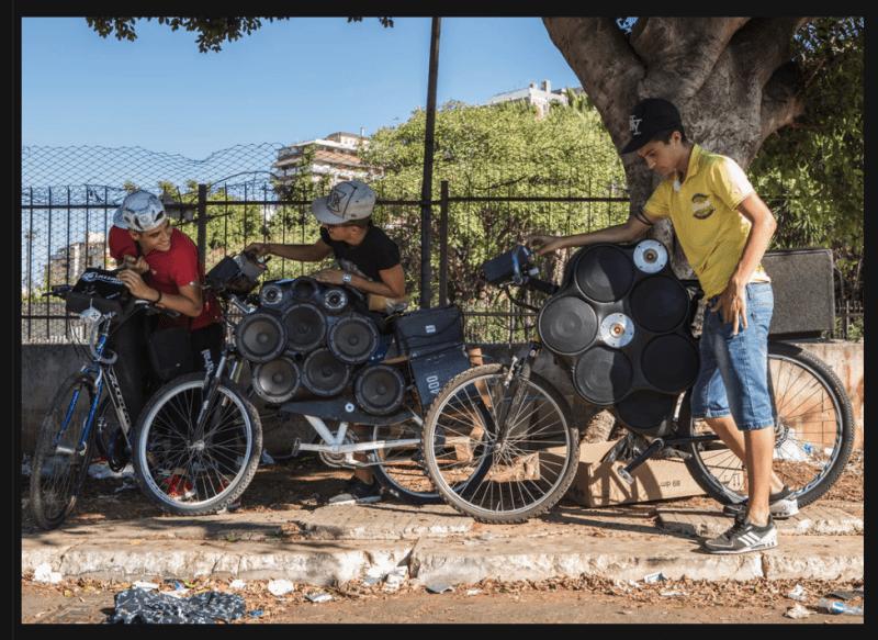 シチリア島のデコチャリブーム