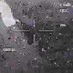 米軍ドローンをUFOが襲う動画流出!!謎の眩い光は宇宙兵器か?