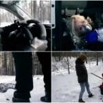 拉致拘束…墓掘り…世界一悪趣味な恐怖CM動画がロシアで大炎上!!