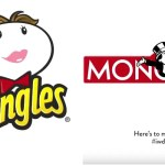 衝撃「プリングルズおじさん」が性転換!?有名ロゴを女体化した結果