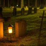 【海外の怖い話短編集】第40話「墓の下から」