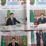 警察「大統領の顔写真でケツ拭いたら逮捕!」独裁色豊かなトルクメニスタン