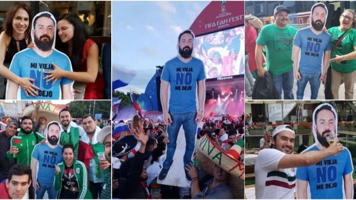 【実話】ワールドカップで話題の等身大パネルとサッカー仲間達の感動物語