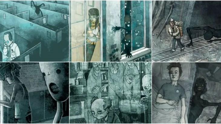【怖いInstagram】怪異を探せ!日常い潜む恐怖を描くホラー漫画家
