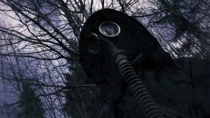 海外都市伝説「謎のガスマスク兵士」目撃情報相次ぎ警察も捜査を開始