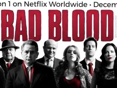 Netflix「バッド・ブラッド:憎しみのマフィア」