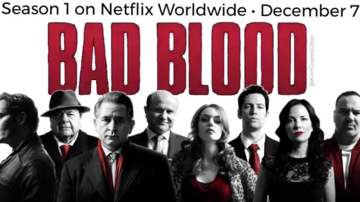 Netflix「バッド・ブラッド:憎しみのマフィア」カナダ裏社会の実話ドラマ