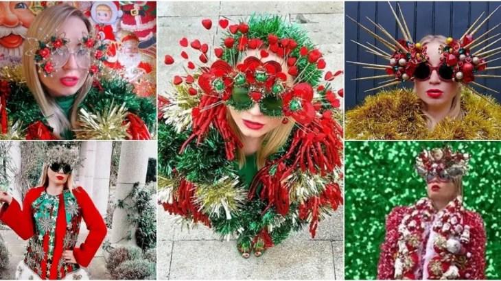 クリスマス依存症の36歳女性「私の前世はクリスマスツリーなのよ」
