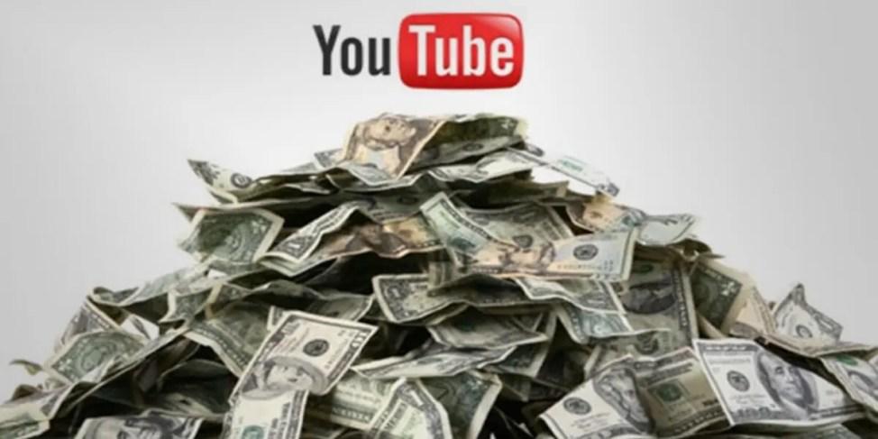 YouTuberと収入の秘密