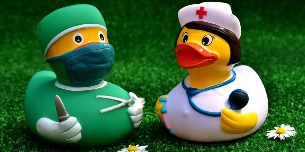 救急病院で赤っ恥の珍事件