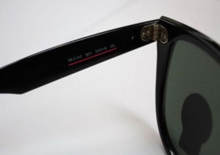 09461a7b0 Como Identificar Óculos Ray-Ban Falsos: O Nosso Guia - EyeStyle - O ...