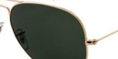 Sem nenhuma mudança desde 1937, o Original Ray-Ban Aviator é talvez o  modelo de óculos mais icônico de todos os tempos. Lentes G-15 largas de  62mm, ... b8de76bf29