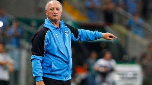 Torcedores do Grêmio querem retorno de Felipão