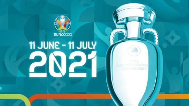 A Eurocopa começa no dia 11 de junho. (Foto: Reprodução Twitter)