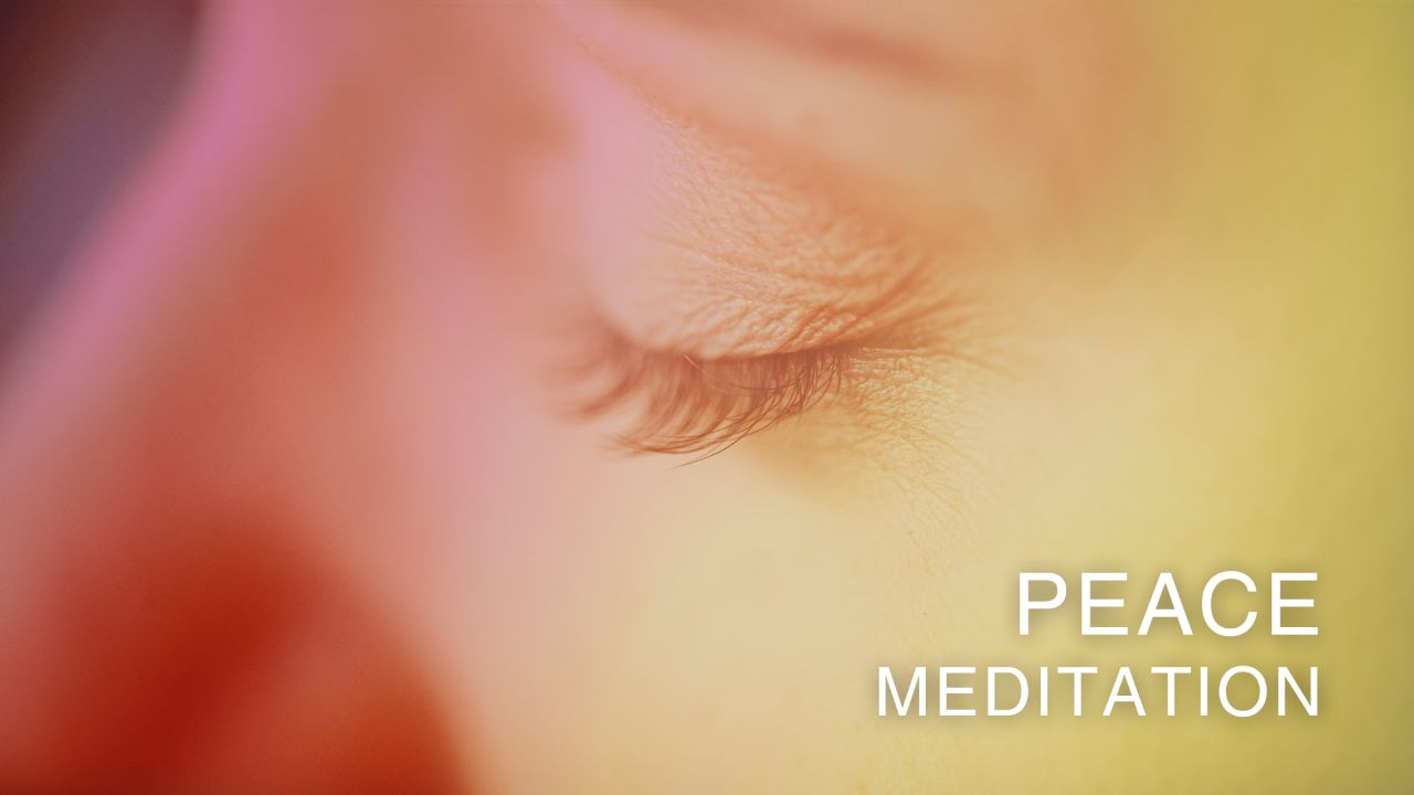 Peace-Meditation